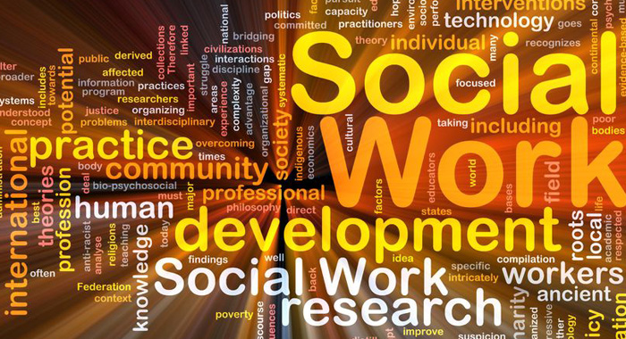 social workers and psychologists
